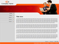 Business Website Template 2