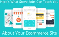 Here's What Steve Jobs Can Teach You About Your Ecommerce Site