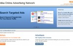 Chitika Online Advertising Network Screen