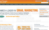 ExactTarget marketing might be exactly what you've needed for your web site.