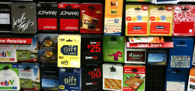 Gift Cards Free?