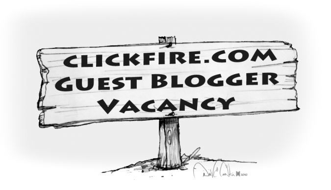 Vacancy for Writers at Clickfire