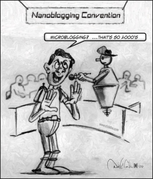 Nanoblogging Convention