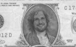 WordPress MMO - Matt Mullenweg on one dollar bill