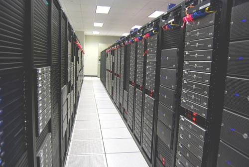 The Planet Datacenter